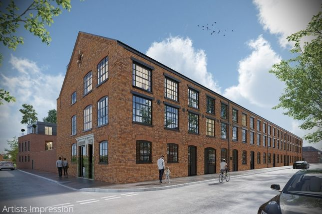 Thumbnail Flat for sale in The Barker Building, Northampton