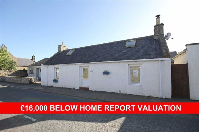 Thumbnail Cottage for sale in Harbour Street, Hopeman, Elgin