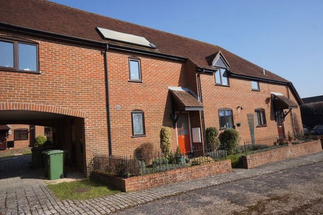 Thumbnail Flat to rent in The Cloisters, Steeple Drive, Alton