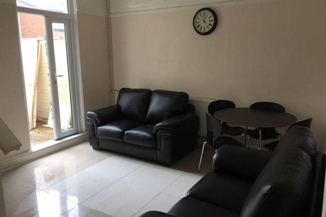 Living Room of Ullswater Street, Anfield, Liverpool L5