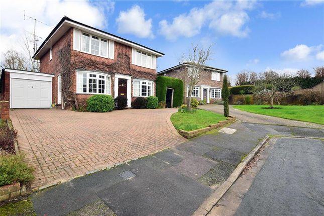 Thumbnail Detached house for sale in Sapte Close, Cranleigh, Surrey