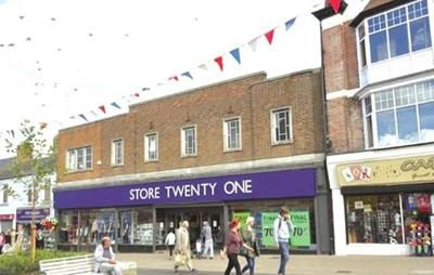Retail premises to let in 66-76 Front Street, Stanley