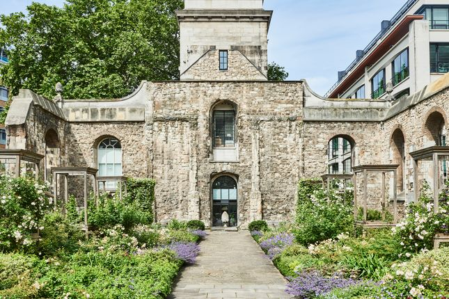Thumbnail Detached house for sale in The Church Tower, Newgate Street, London