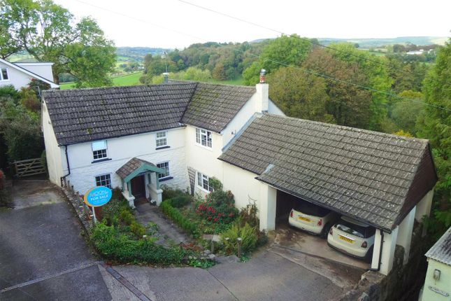 Thumbnail Cottage for sale in Well Cottage, Mynyddbach, Chepstow