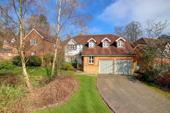 Thumbnail Detached house for sale in The Badgers, Barnt Green, Birmingham, Worcestershire