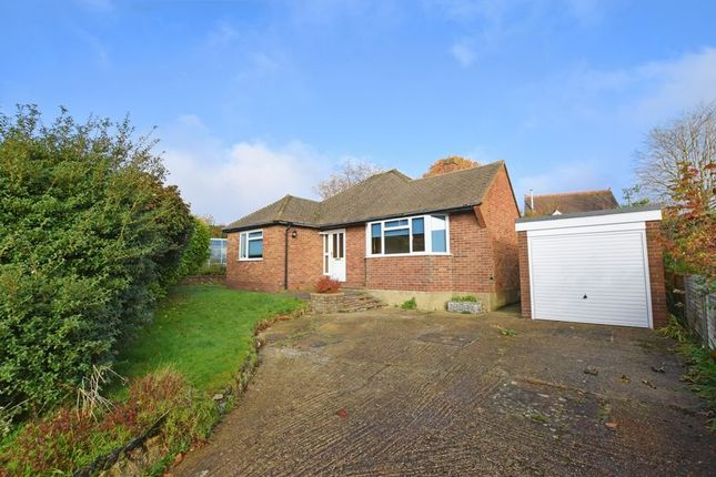 Thumbnail Bungalow for sale in Luxford Drive, Crowborough