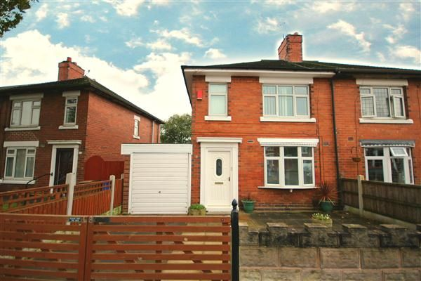 Thumbnail Semi-detached house for sale in Uplands Road, Abbey Hulton, Stoke-On-Trent