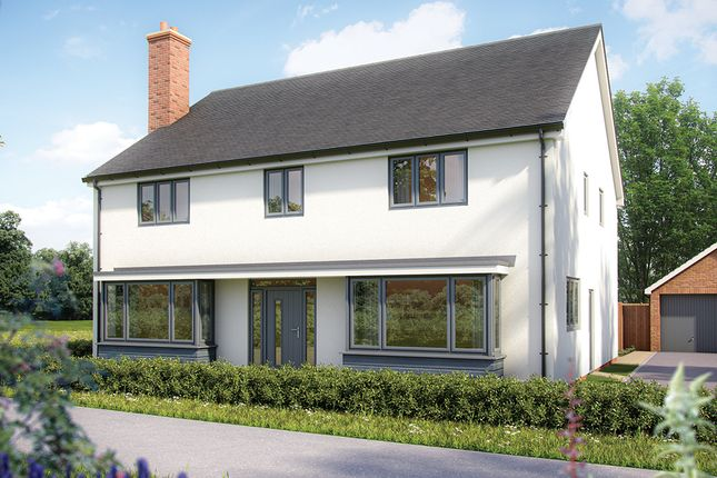 """Thumbnail Detached house for sale in """"The Florentina"""" at Fields Road, Wootton, Bedford"""
