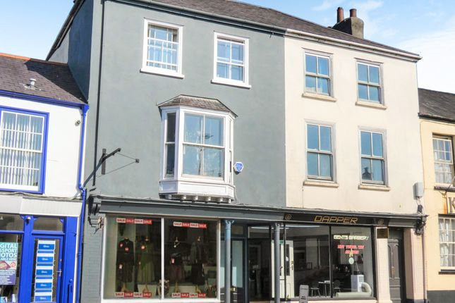 Thumbnail Town house for sale in King Street, South Molton