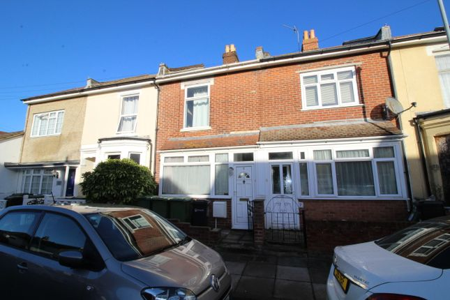 Thumbnail Terraced house to rent in Wyndcliffe Road, Southsea
