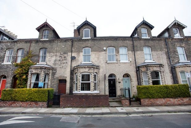 Thumbnail Terraced house to rent in Avenue Terrace, York