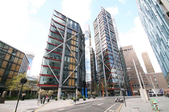 Thumbnail Flat to rent in Sumner Street, London