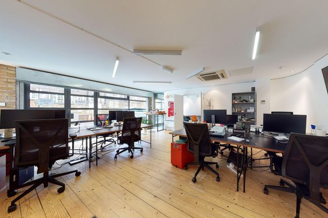 Thumbnail Office for sale in Bateman's Row, London