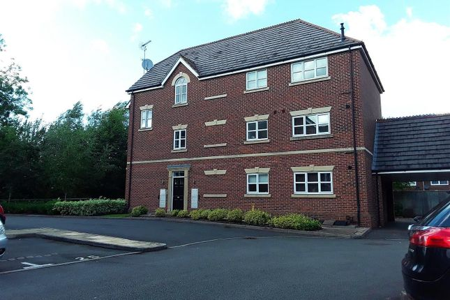 2 bed flat for sale in Tanyard Place, Shifnal