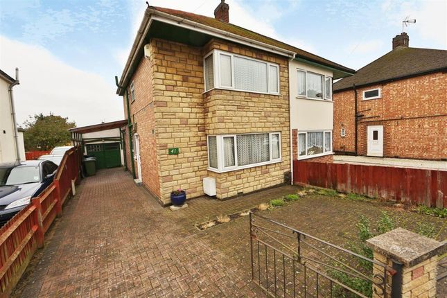 Thumbnail Semi-detached house to rent in Bennett Street, Rugby