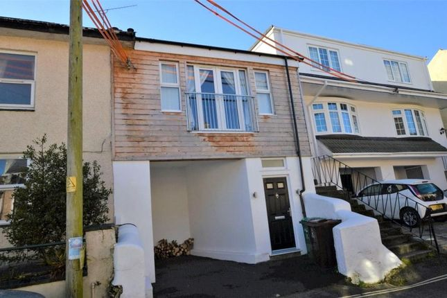 Thumbnail End terrace house for sale in Underwood Road, Plymouth, Devon