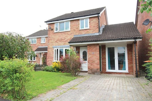 Thumbnail Detached house for sale in Blackthorn Grove, Caerleon, Newport