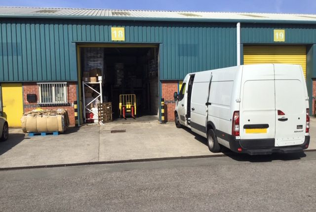 Thumbnail Warehouse for sale in Station Road Industrial Estate, Stockport