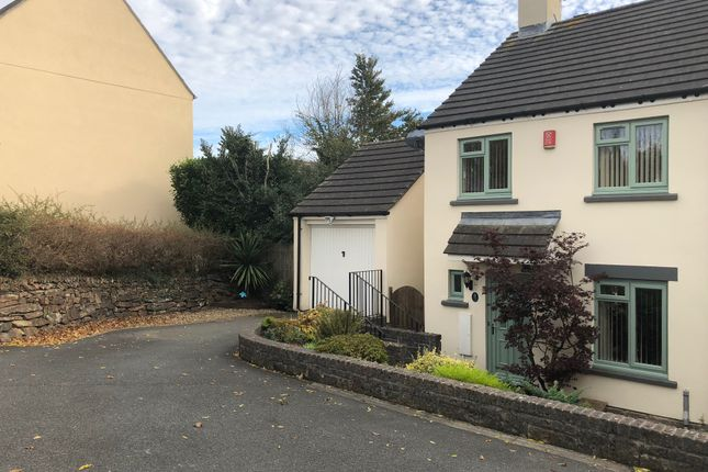 Thumbnail End terrace house for sale in Grassmere Way, Pillmere, Saltash