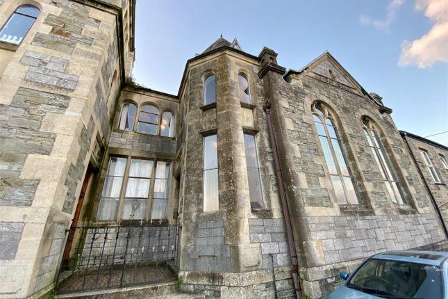 2 bed flat to rent in Albert Terrace, Lostwithiel PL22