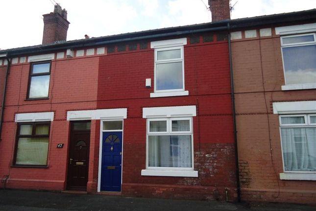 Thumbnail Property to rent in Slater Street, Latchford, Warrington.