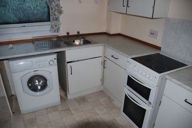 Thumbnail Flat to rent in Woodlands Court, Inverness