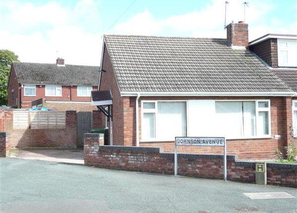 Thumbnail Bungalow for sale in Johnson Avenue, Wednesfield, Wednesfield