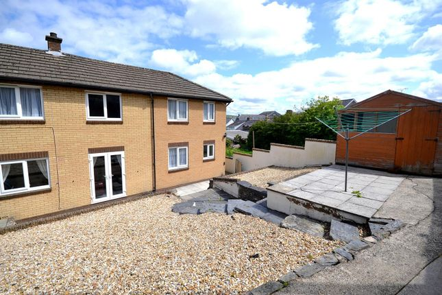 5 bed semi-detached house for sale in Min Y Dref, Newcastle Emlyn SA38