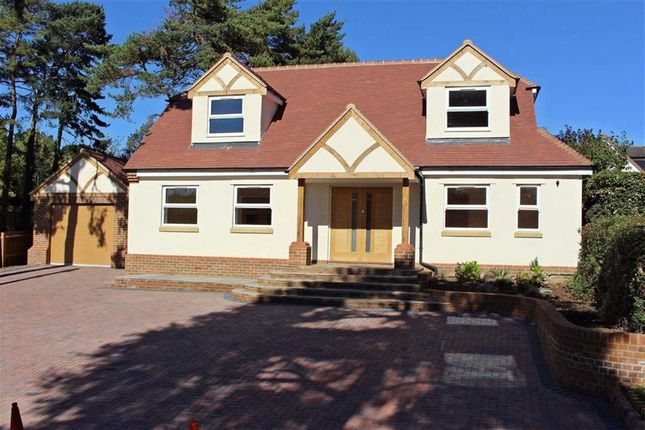 Thumbnail Detached house for sale in Heathbrow Road, Oaklands, Welwyn, Hertfordshire