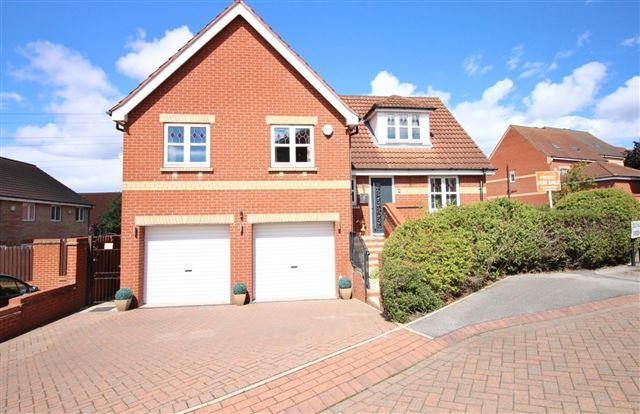 Thumbnail Detached house for sale in Southwell Gardens, Aston Manor, Swallownest, Sheffield