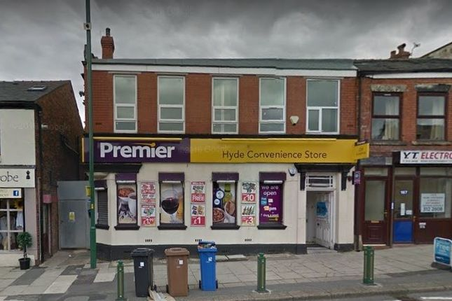 Thumbnail Flat to rent in Market Street, Hyde, Greater Manchester