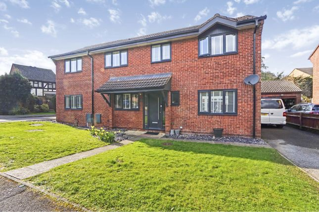 Detached house for sale in Coombedale, Locks Heath, Southampton