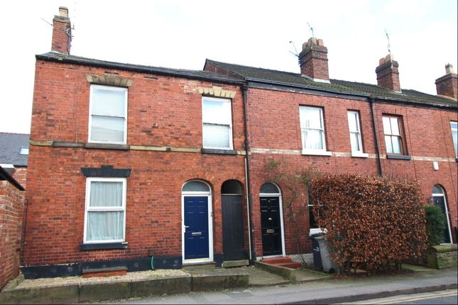 Front Elevation of Catherine Street, Macclesfield, Cheshire SK11