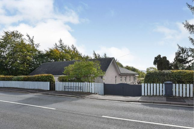 Thumbnail Detached bungalow for sale in Caldwell Cottage, Lanark