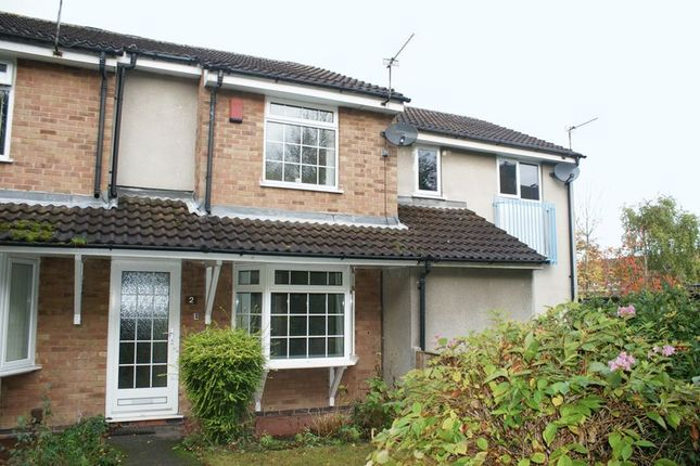 Thumbnail Terraced house to rent in Thymus Walk, Clifton, Nottingham