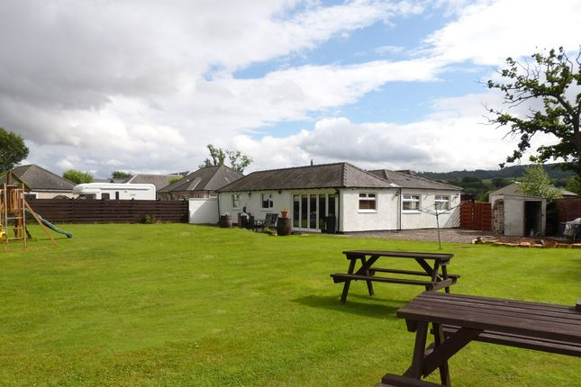 Thumbnail Detached bungalow for sale in The Holdings, West Kinfauns, Perth