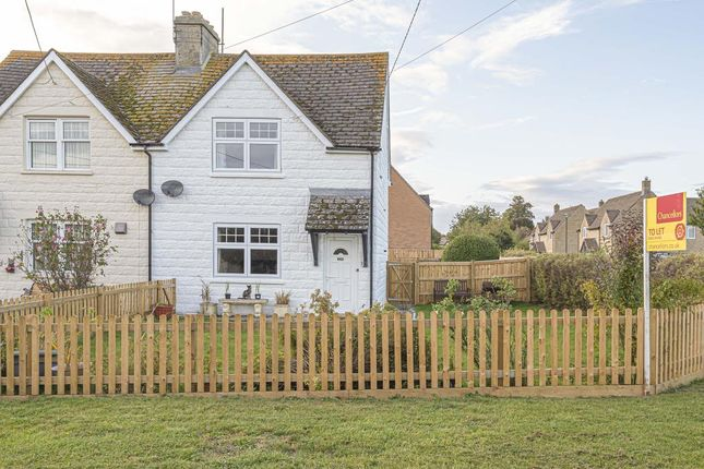 Thumbnail Semi-detached house to rent in Hatherop Road, Fairford