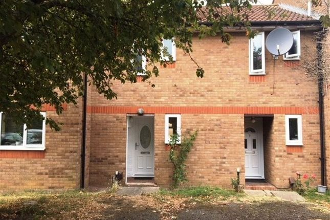 Thumbnail Terraced house to rent in Great Borne, Rugby, Warwickshire