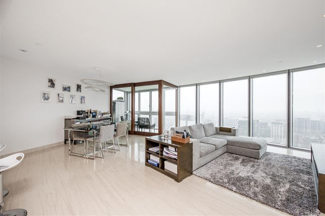 Thumbnail Flat for sale in The Tower, 1 St George Wharf, Nine Elms, London