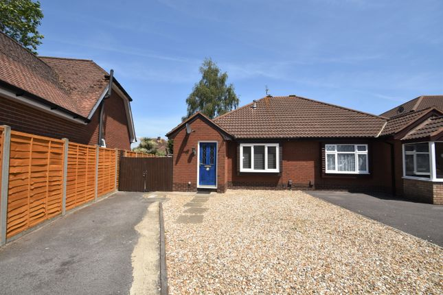 Thumbnail Semi-detached bungalow to rent in Stroudley Avenue, Drayton, Portsmouth