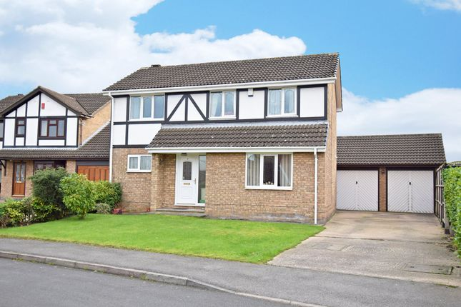 Thumbnail Detached house for sale in Stablers Walk, Altofts, Normanton