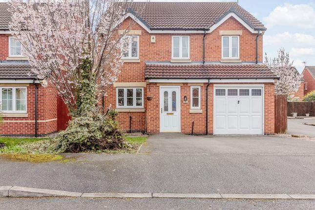 Thumbnail Detached house for sale in Kiwi Drive, Derby, Derbyshire
