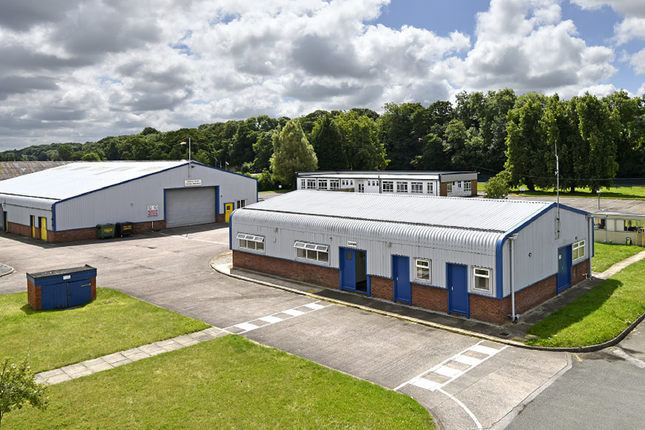 Industrial to let in Mostyn Road, Holywell