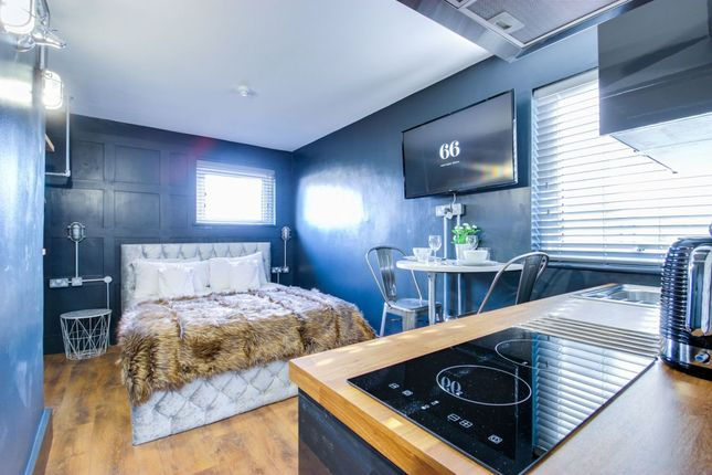 Thumbnail Studio to rent in Pleasant Road, Southend-On-Sea