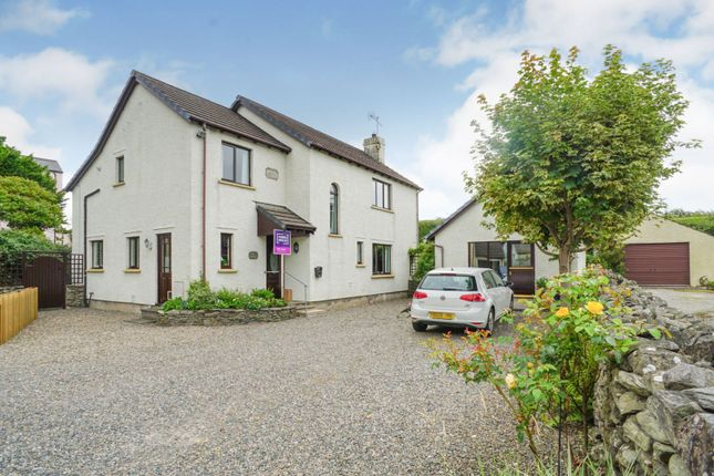 Thumbnail Detached house for sale in Cark In Cartmel, Grange-Over-Sands