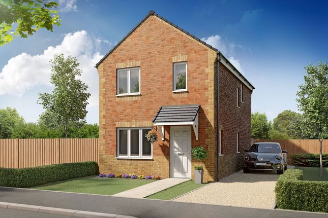 """3 bed detached house for sale in """"Brandon"""" at Sir Leo Schultz Road, Hull HU6"""
