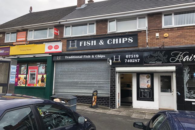 Thumbnail Restaurant/cafe for sale in Conway Road, Penlan, Swansea