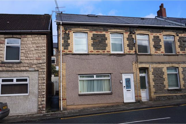 Thumbnail End terrace house for sale in Maindee Road, Newport