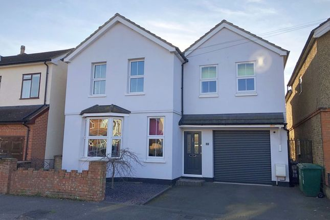 Thumbnail Detached house for sale in Stanley Road, Ashford