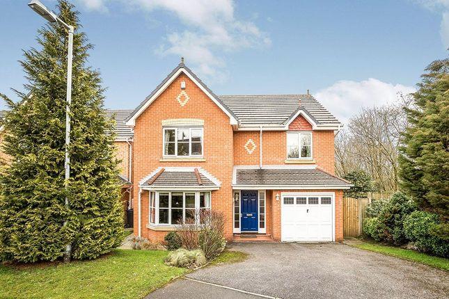 Thumbnail Detached house for sale in Trafalgar Close, Davenham, Northwich